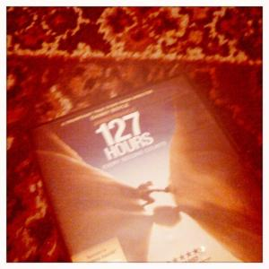 The DVD of 127 Days